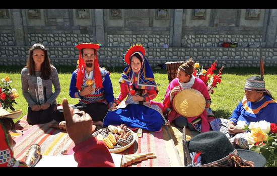 Andean Marriage